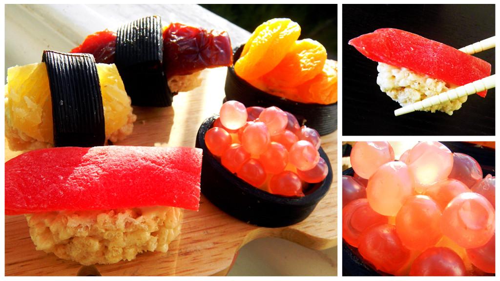 candy sushi thumb