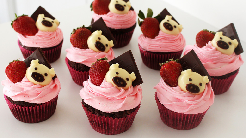 chocolate cupcakes thumb