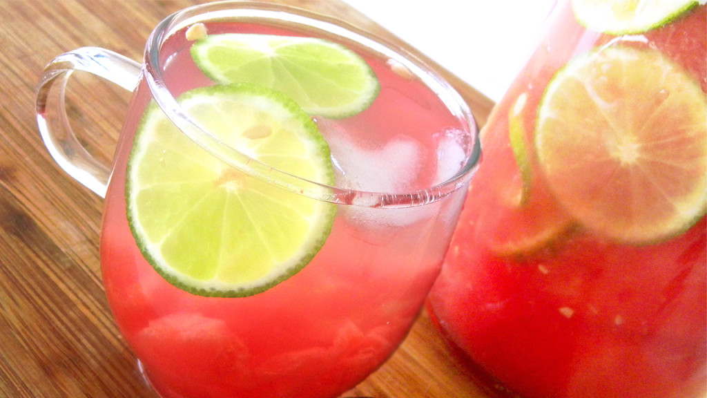 watermelon lime water thumb