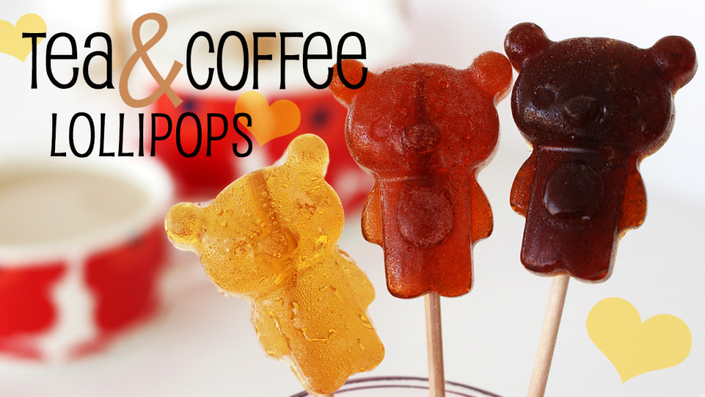 coffee lollipop thumb