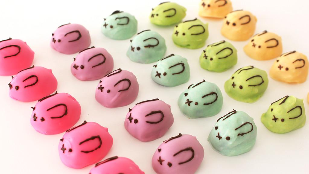 jelly bean thumb