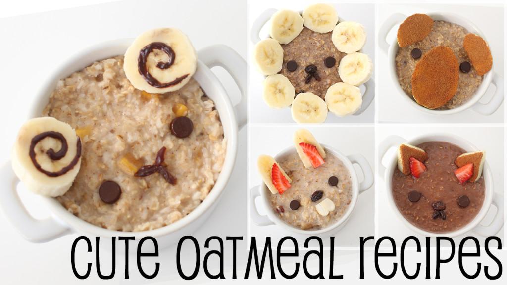 oatmeal recipes thumb