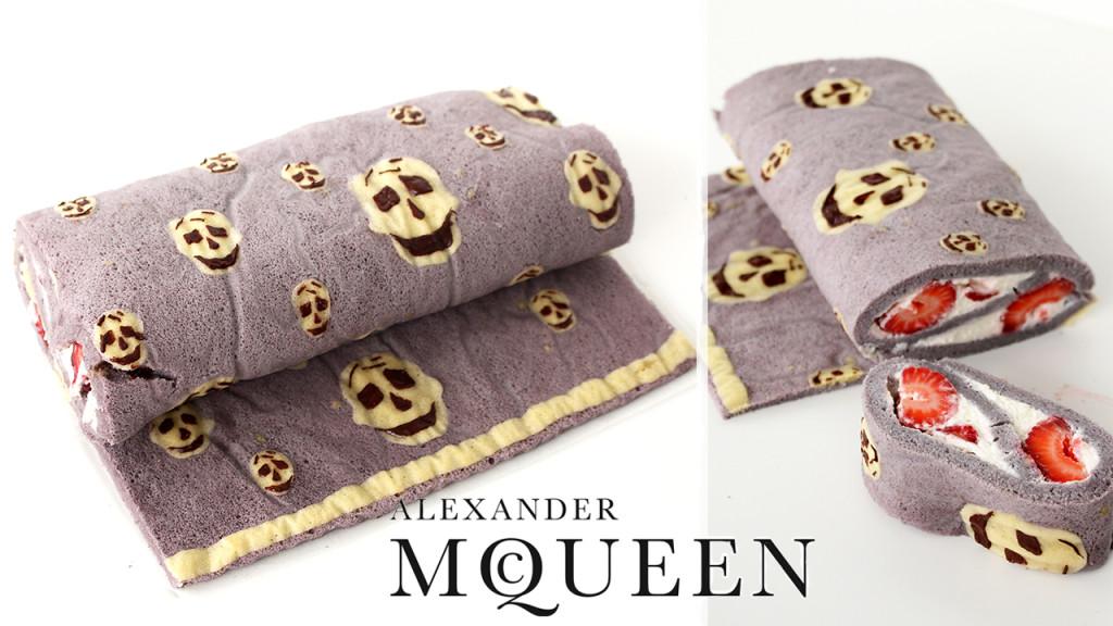 alexander mcqueen cake thumb