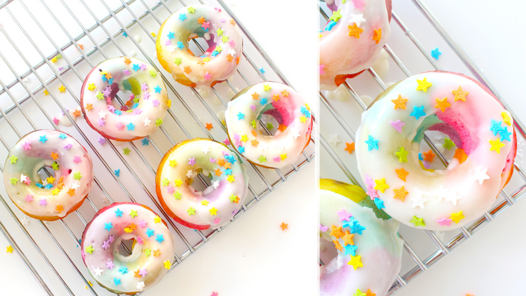 rainbow doughnuts thumb