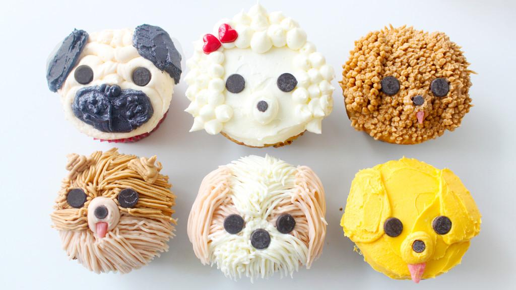 dog cupcake thumb