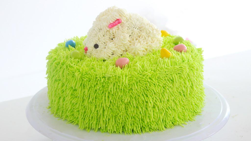 bunny cake