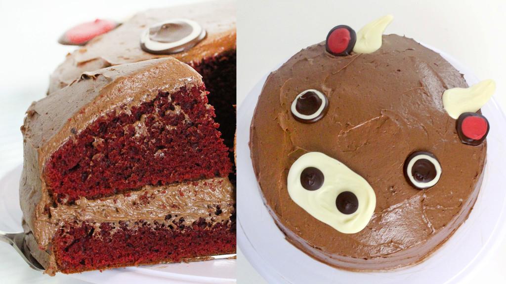 taurus cake
