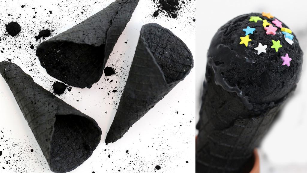 blackicecreamcones