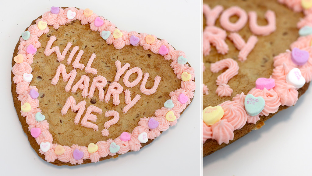proposal cookie