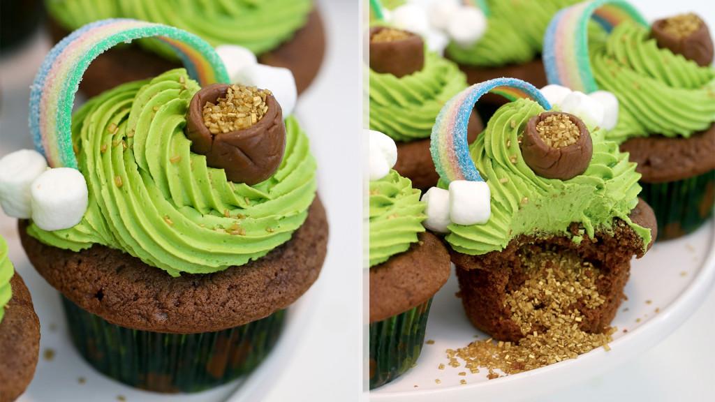 st pat cupcakes